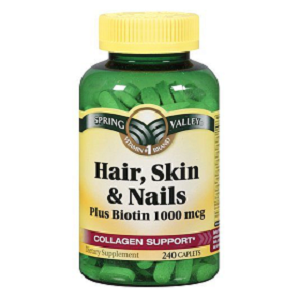 Spring Valley Hair Skin And Nails